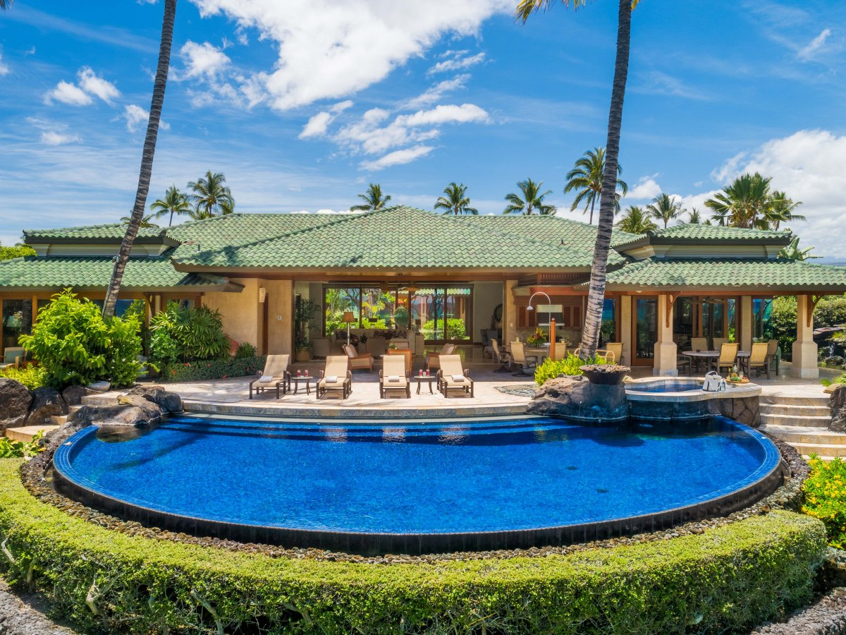 Hawaii Vacation Rental Pool Heating Costs
