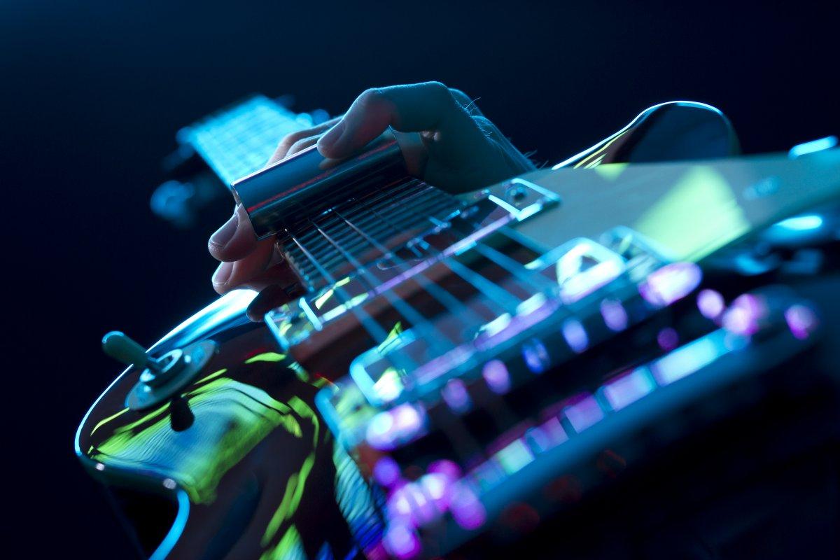 Hawaiian Slack Key Guitar Festival