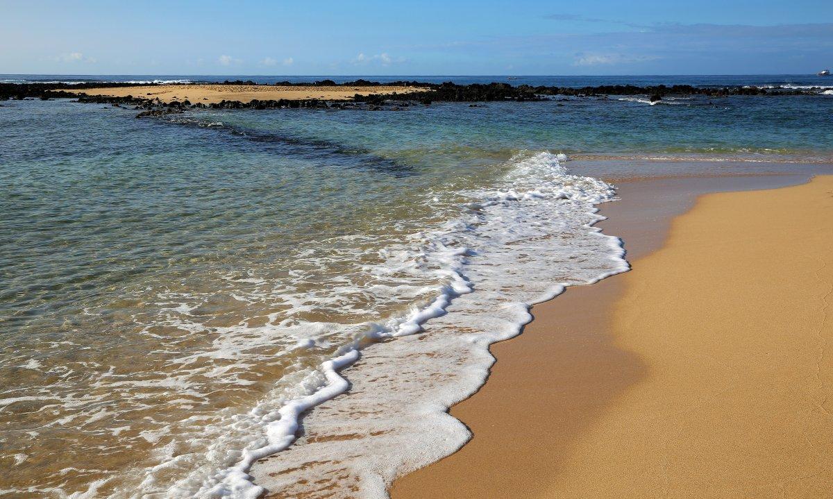 Poipu Beach, South Shore Kauai