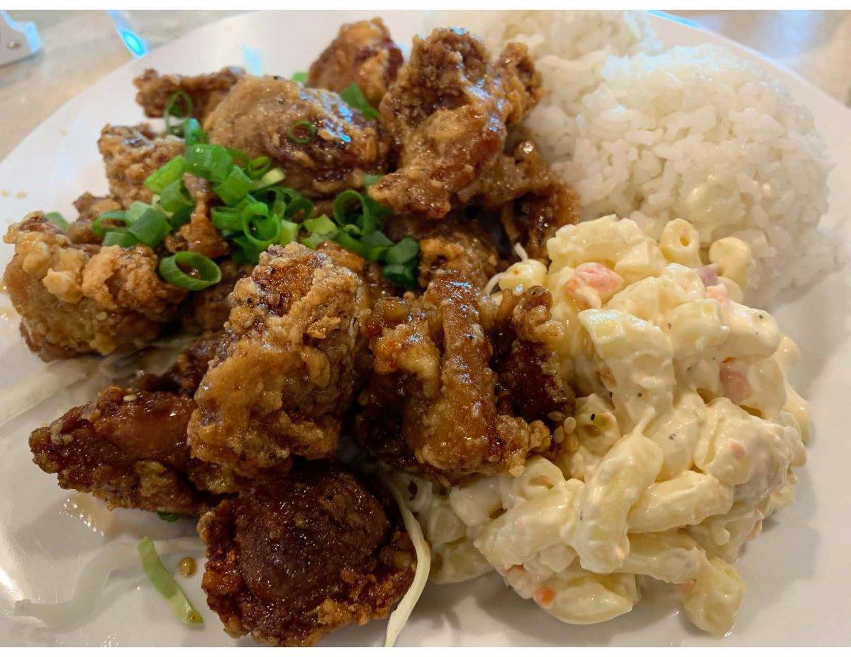 Zippy's Korean Chicken on Maui