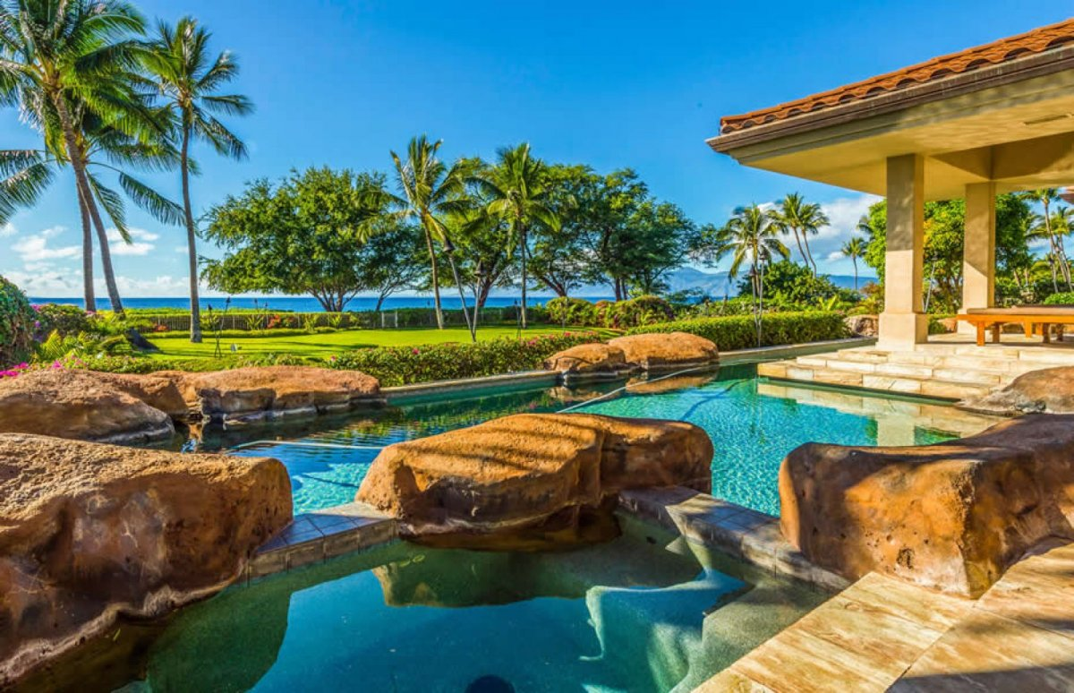 Black Rock Estate in Ka'anapali