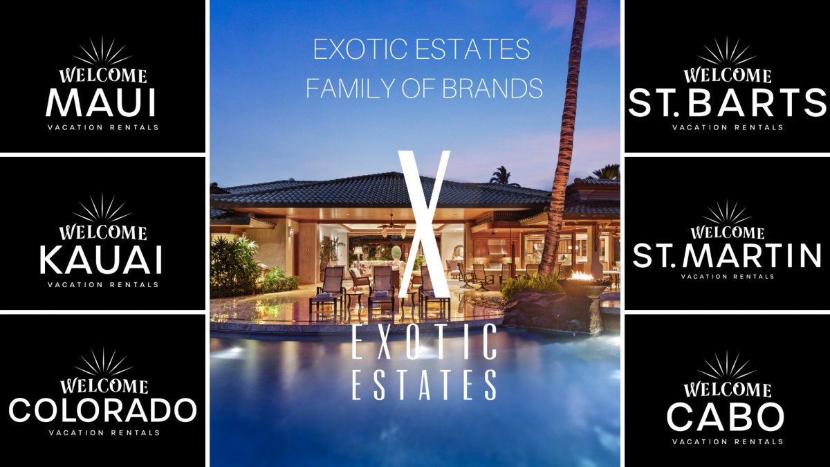 Exotic Estates Family of Brands