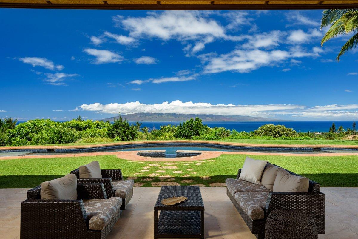 Bali Hale Maui View