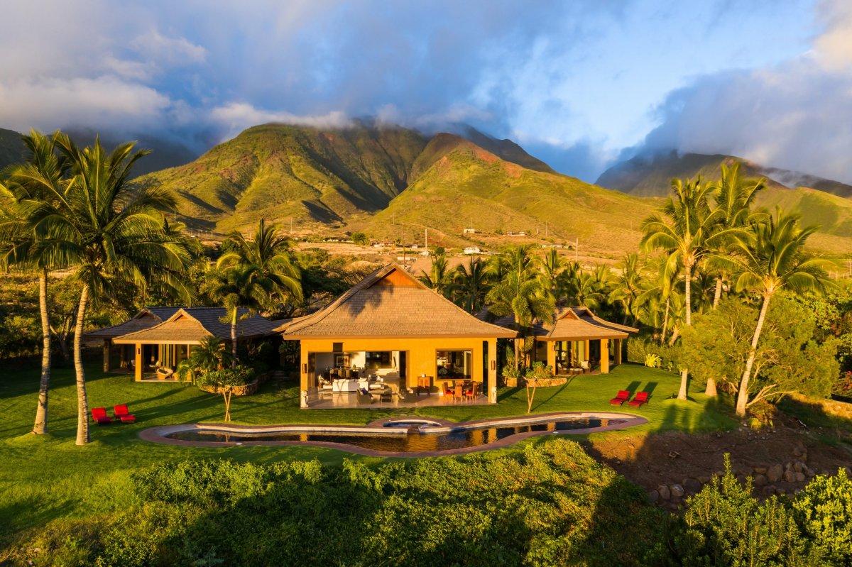 Bali Hale Maui Villa