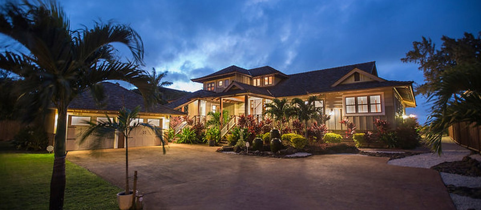 Sunset Beach House North Shore Oahu Vacation Villa