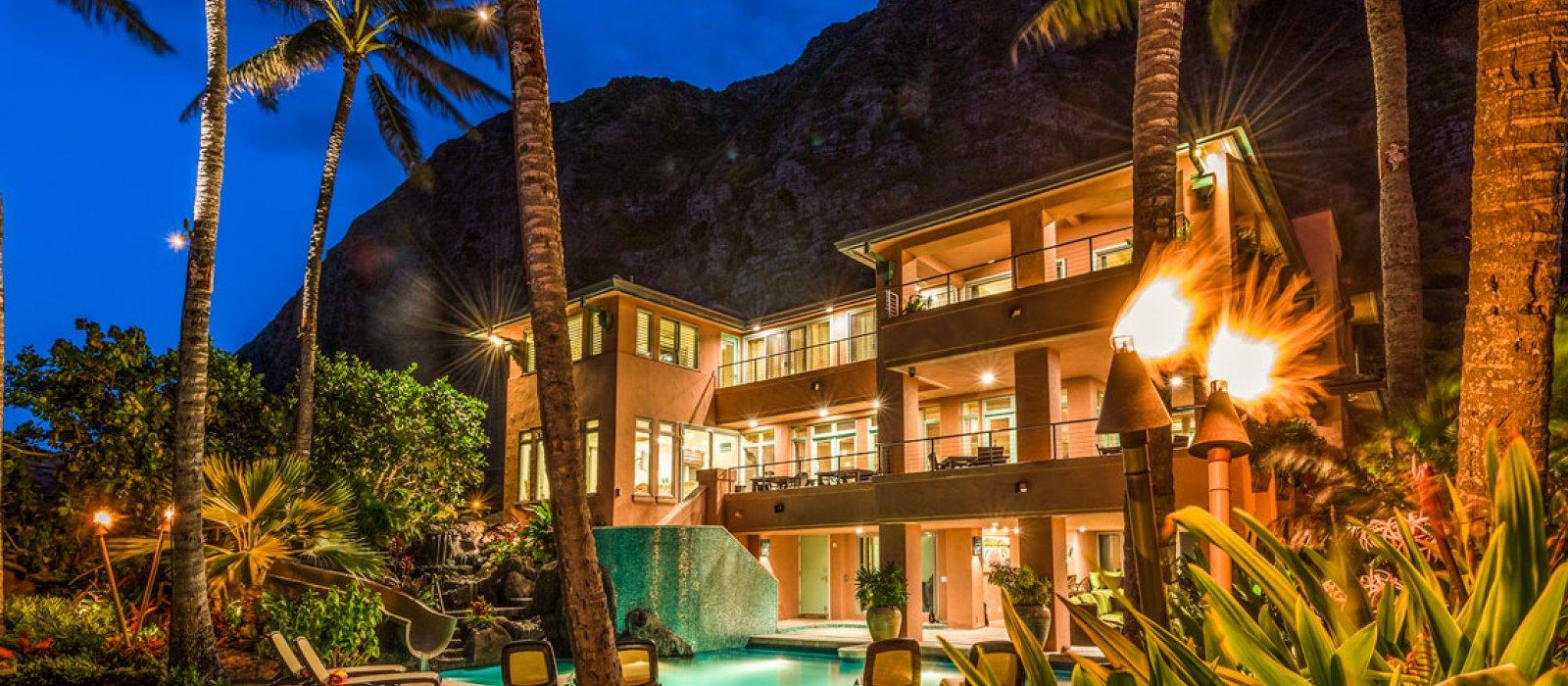 Royal Hawaiian Estate Waimanalo Vacation Villa