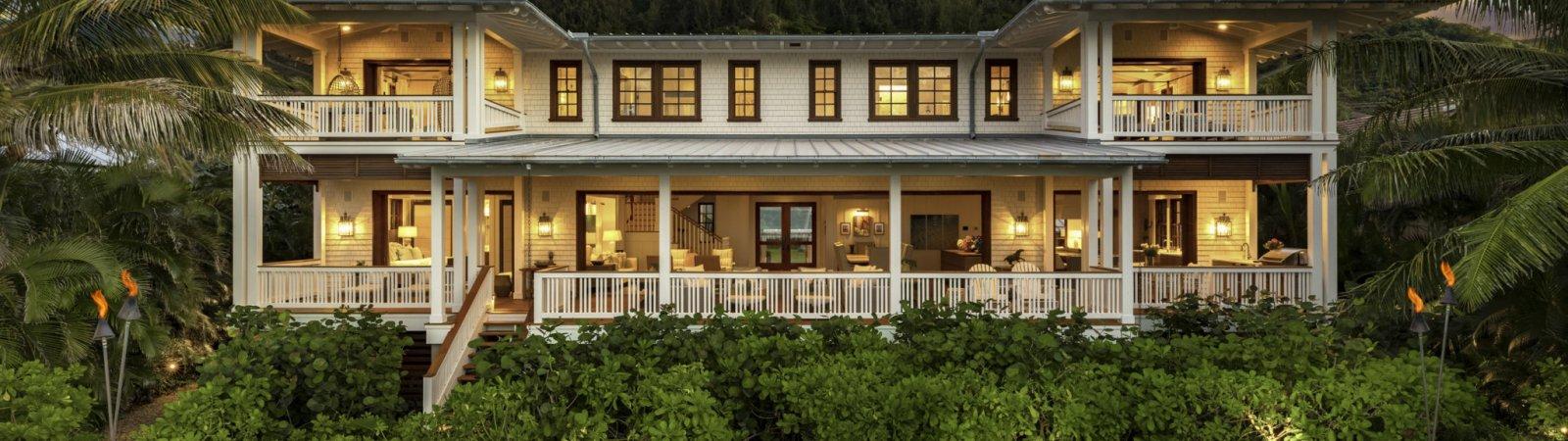 Sunset Colony Oahu Villa