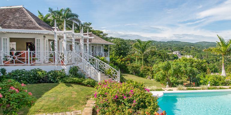 Seaview Gardens Villa