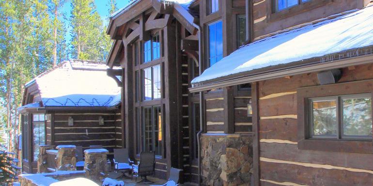 Breck Balmoral Lodge