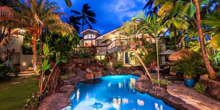 Palione Papalani Villa Kailua Vacation Villa