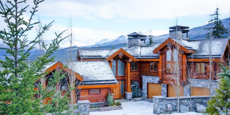 Whistler Village Chalet