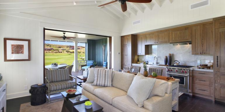 Lodge At Kukuiula 1 Bedroom Golf Course View Bungalow
