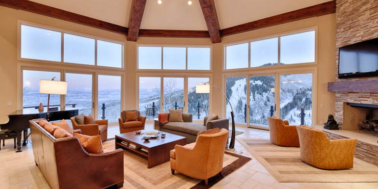 Park City - Six Suite Mountain Top Villa