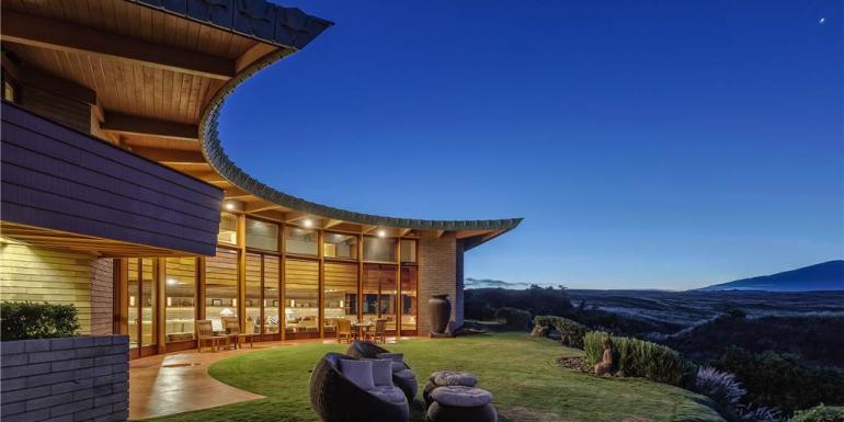Frank Lloyd Wright Big Island Villa Big Island Vacation