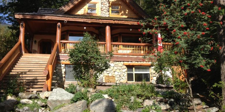 Whistler - Luxe Olympic Vacation Lodge