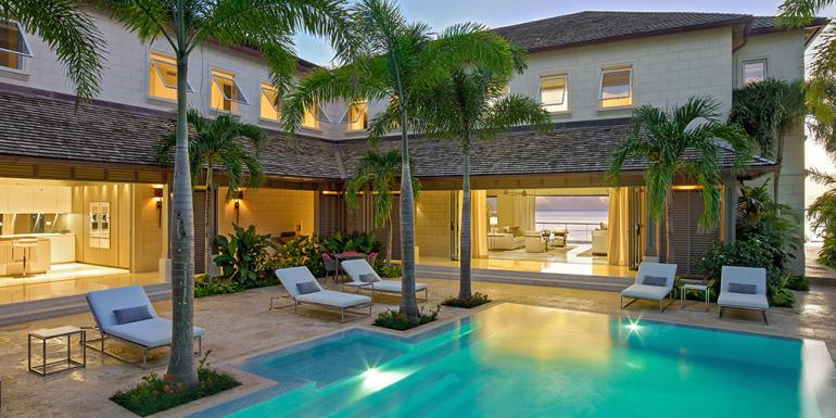 Barbados Platinum Villa - 4 Bedroom Villa