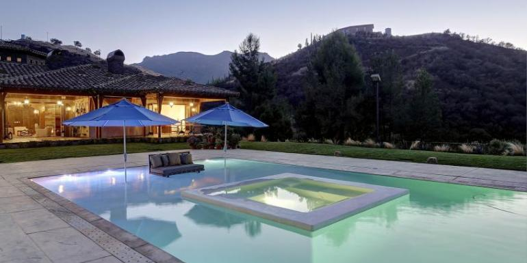Malibu Directors Mansion