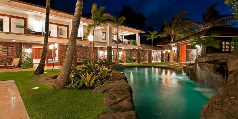 Kailua Regal Villa