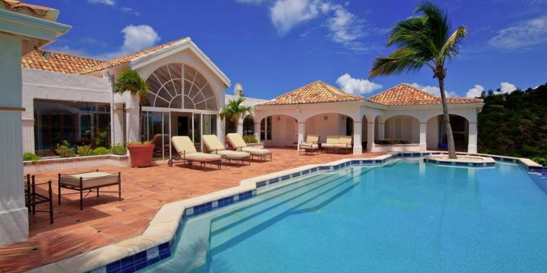 Simpson Bay Villa