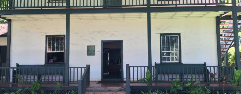 Maui Must-See – Baldwin Home Museum