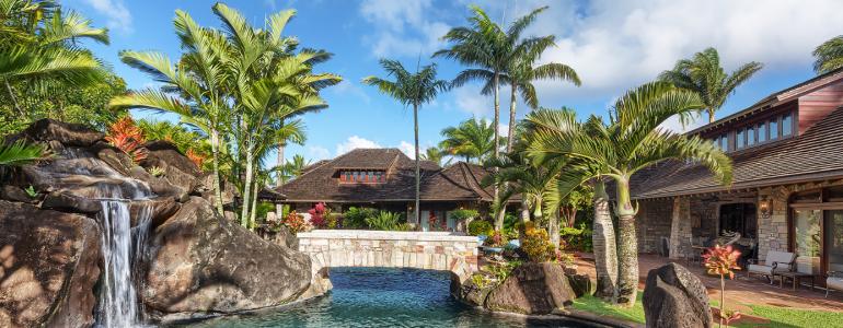 Last Minute Hawaiian Holiday Homes!