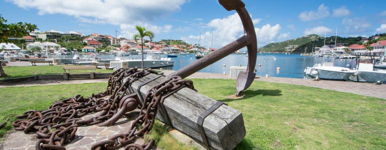 Gustavia - The Heart of St. Barth