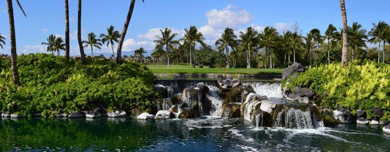 Top Big Island Golf Courses