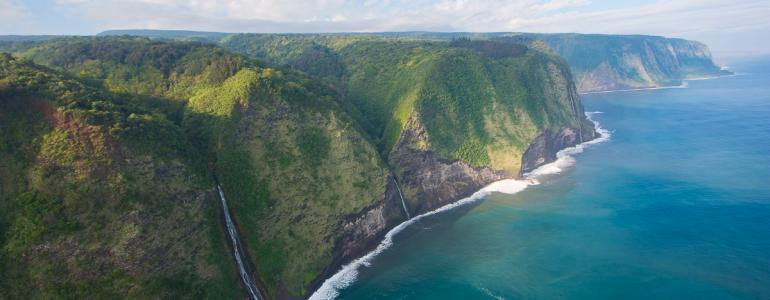 Birds-Eye View of the Big Island with Paradise Helicopters