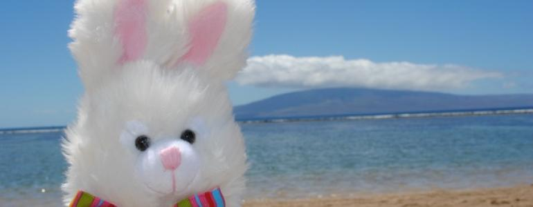 Celebrating Easter in Hawaii