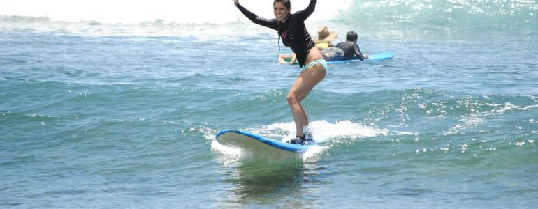 Hang Loose and Surf in Maui!
