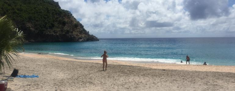 Charming Beaches of Saint Barth
