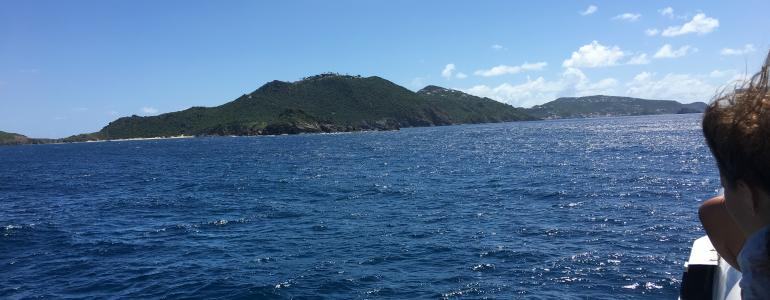 Getting to St. Barth