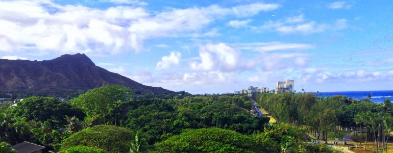 ​Diamond Head and The Gold Coast: Waikiki's Oasis of Calm