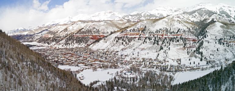 Exotic Estates Features Telluride, Colorado