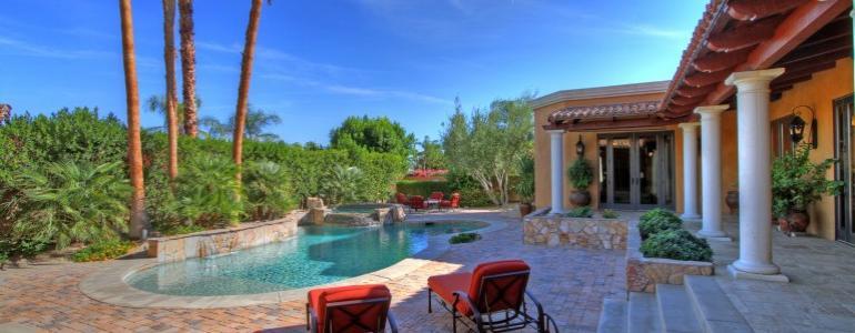 Take a Tour Through Palm Springs with Exotic Estates
